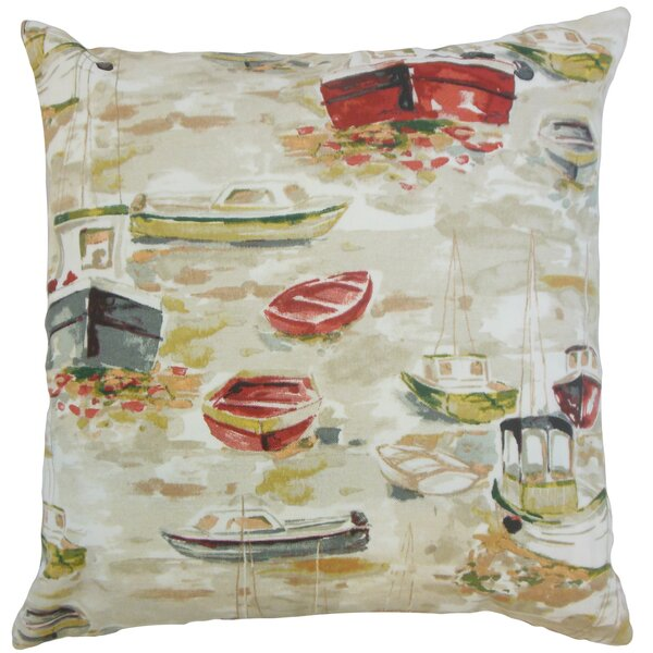 Iara Outdoor Throw Pillow by The Pillow Collection