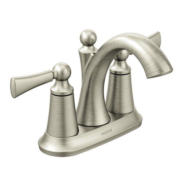 Wynford Centerset Faucet by Moen