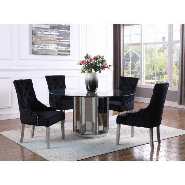Tadley 5 Piece Dining Set by Everly Quinn