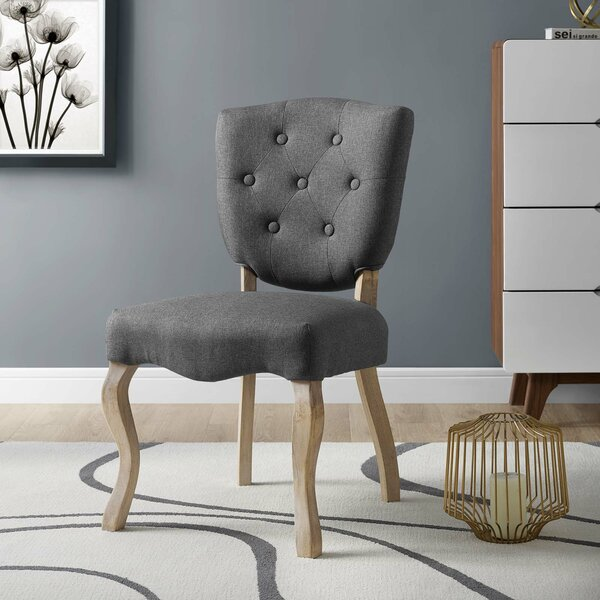 Fairfield Upholstered Dining Chair by Ophelia & Co.