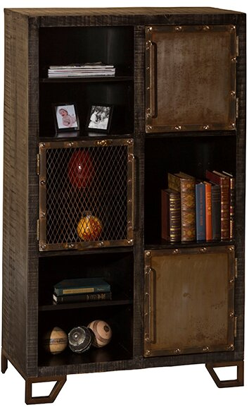 Connie 3 Door 3 Shelf Cube Unit Bookcase by 17 Stories