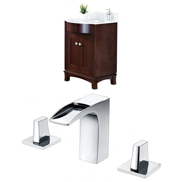 Tiffany 24 Single Bathroom Vanity Set by American Imaginations