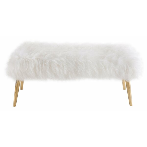 Marcia Upholstered Bench by Willa Arlo Interiors