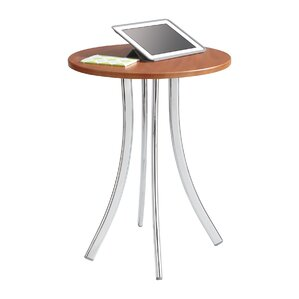Decori? Wood End Table by Safco Products Company