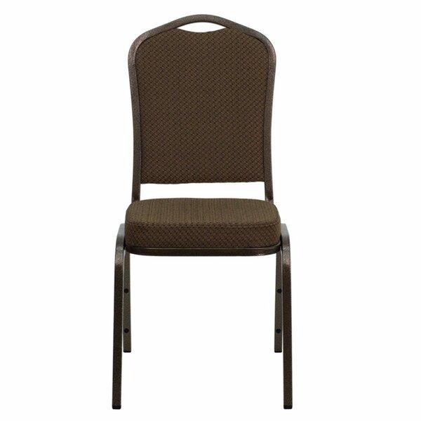 Taylor Crown Banquet Guest Chair by Ebern Designs