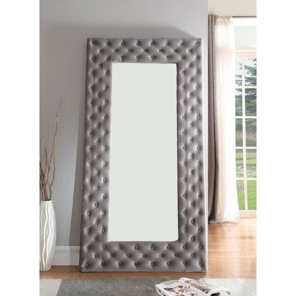 Lansford Full Length Mirror by House of Hampton