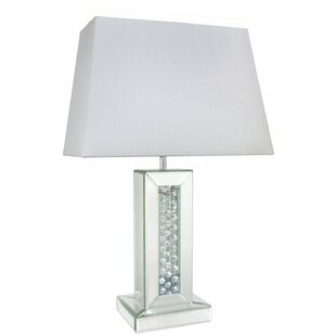 Mirror table lamp wayfair winston 69cm table lamp aloadofball