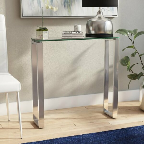 Jaynes Console Table by Everly Quinn Everly Quinn