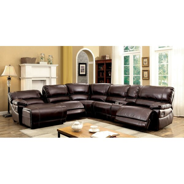 Holst Reclining Sectional by Red Barrel Studio