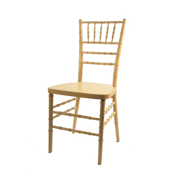 Hannigan American Classic European Solid Wood Dining Chair by Charlton Home
