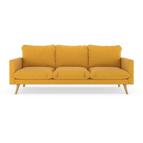 Cowans Cross Weave Sofa By Corrigan Studio