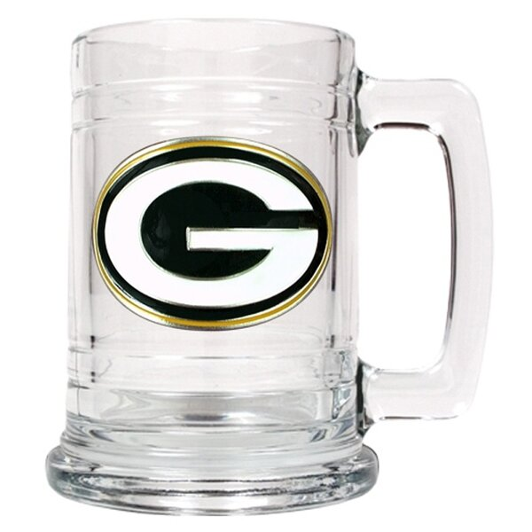 NFL 14 oz. Beer Mug by JDS Personalized Gifts