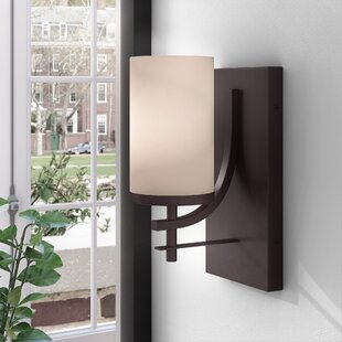 Compare Agnes 1-Light Armed Sconce By Andover Mills