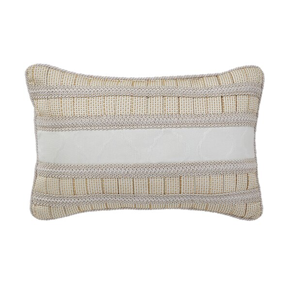 Kassandra Boudoir Pillow by Croscill Home Fashions