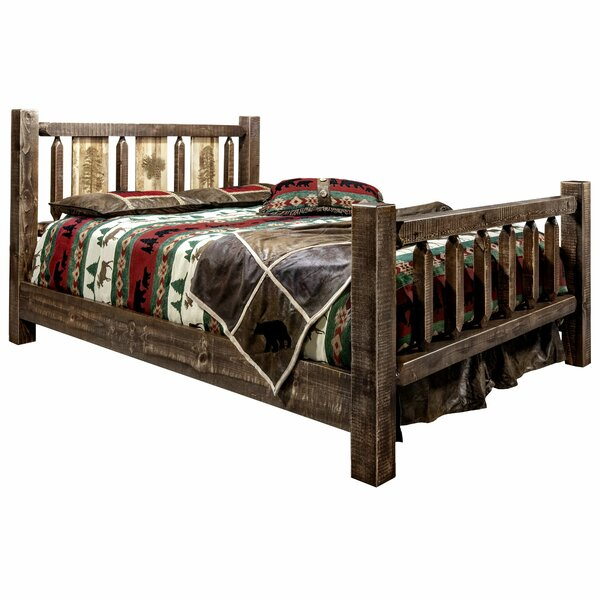 Abella Standard Bed by Loon Peak