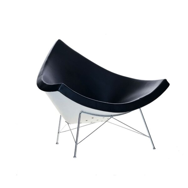 Voni Coconut Lounge Chair by Orren Ellis Orren Ellis