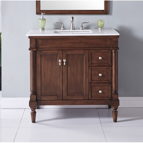 Deina 36 Single Bathroom Vanity Set by Darby Home Co