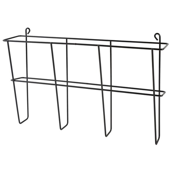 Wire Ware 1 Pocket Letter Size Literature Rack by Buddy Products