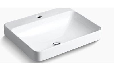 Sink Faucet Overflow Mount Single photo