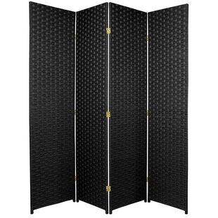 San Rafael 4 Panel Room Divider By Bloomsbury Market
