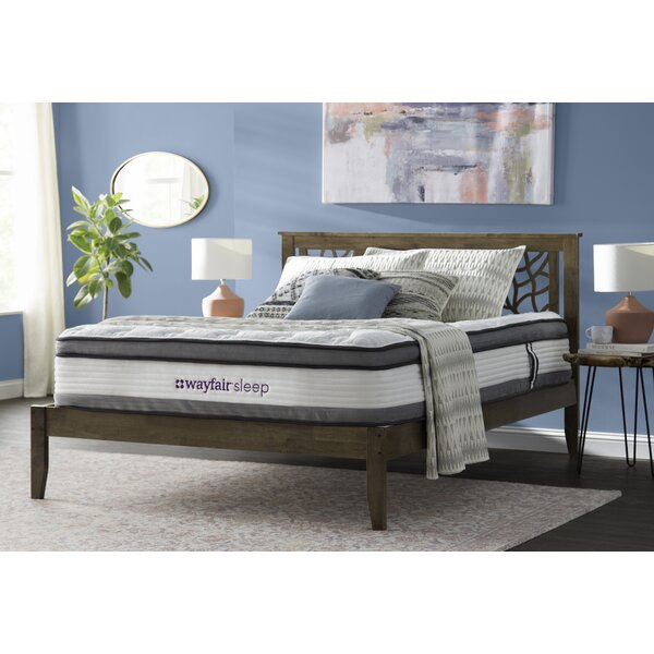 Wayfair Sleep Medium Hybrid Mattress by Wayfair Sl