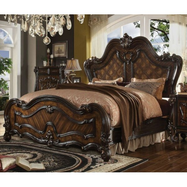 Caceres California King Standard Bed by Astoria Grand