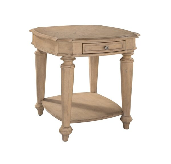 Haylie End Table by One Allium Way