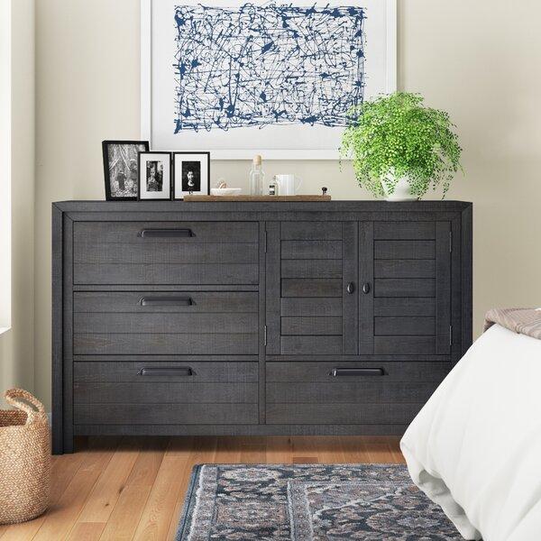 Saxmundham 4 Drawer Dresser by Three Posts