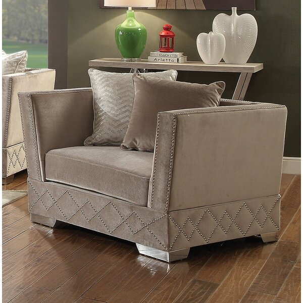 Stanford Armchair by Everly Quinn