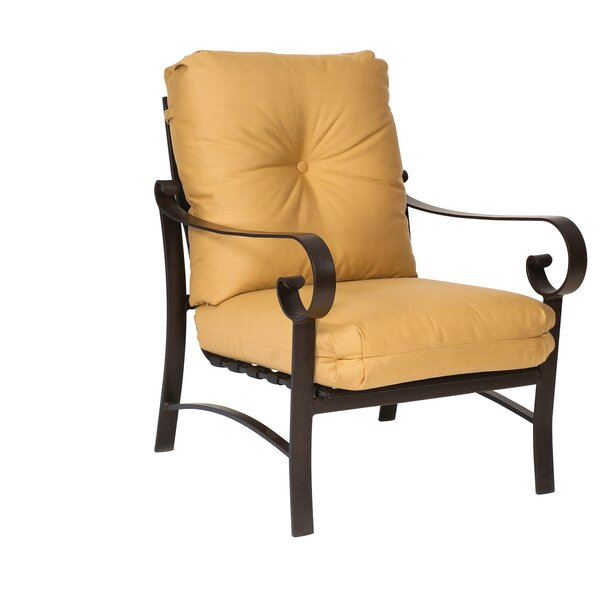 Belden Patio Chair by Woodard