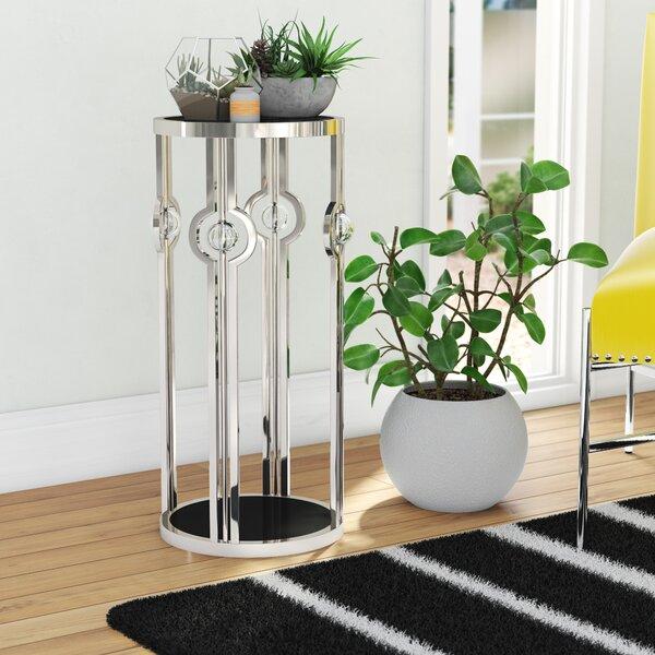 Chandler Pedestal Plant Stand By Orren Ellis