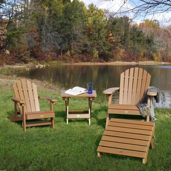 Amiya Adirondack Seating Group by Breakwater Bay