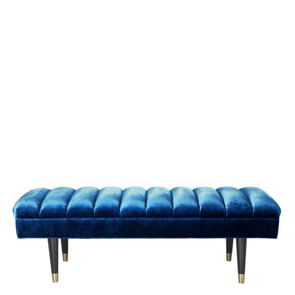 Margot Upholstered Bench by Eichholtz