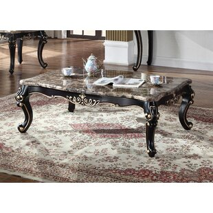 Comparison Marble Coffee Table By BestMasterFurniture