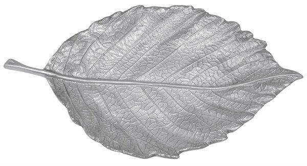 Harvest Leaf Platter by Mariposa