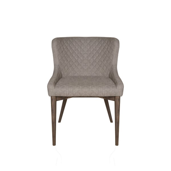 Gill Upholstered Dining Chair (Set of 2) by Ivy Bronx