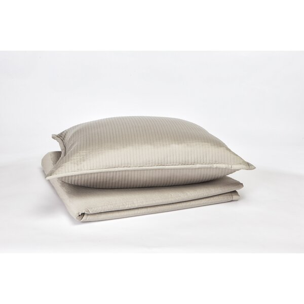 Linea Reversible Coverlet Set