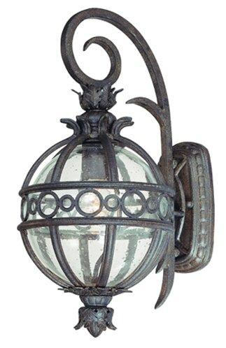Weldy Outdoor Wall Lantern by Astoria Grand