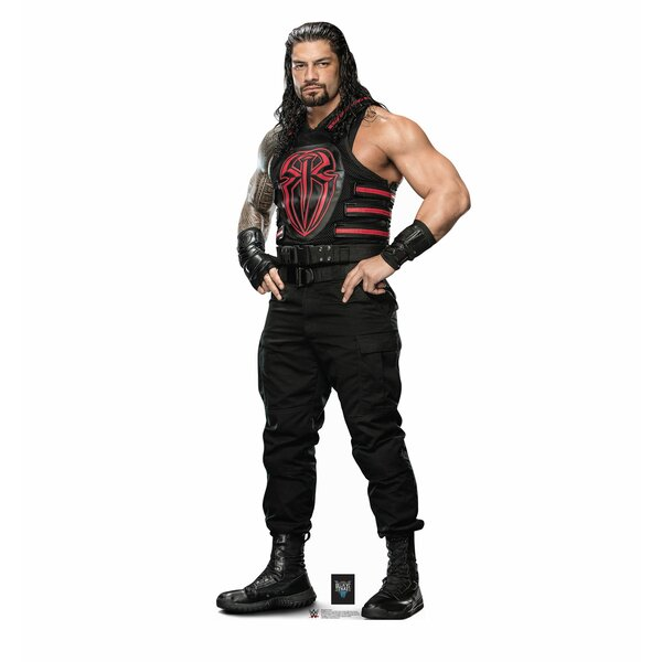WWE Roman Reigns Standup by Advanced Graphics