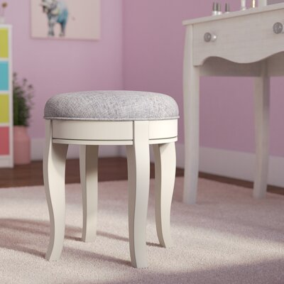 White Accent Stools You Ll Love Wayfair