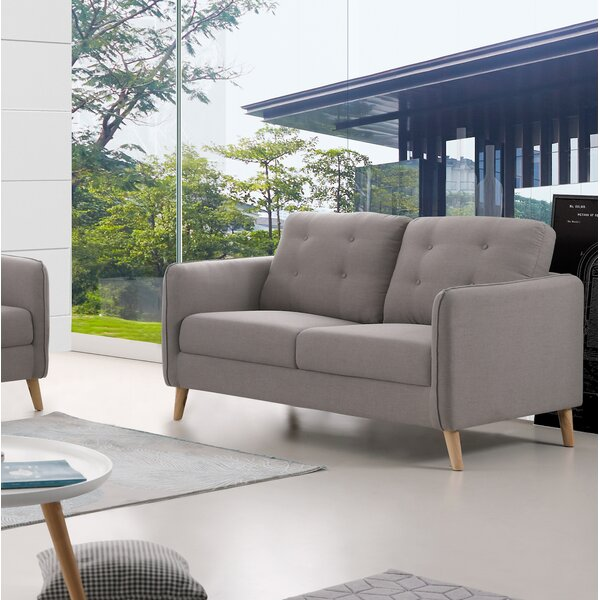 Darby Loveseat by Hashtag Home
