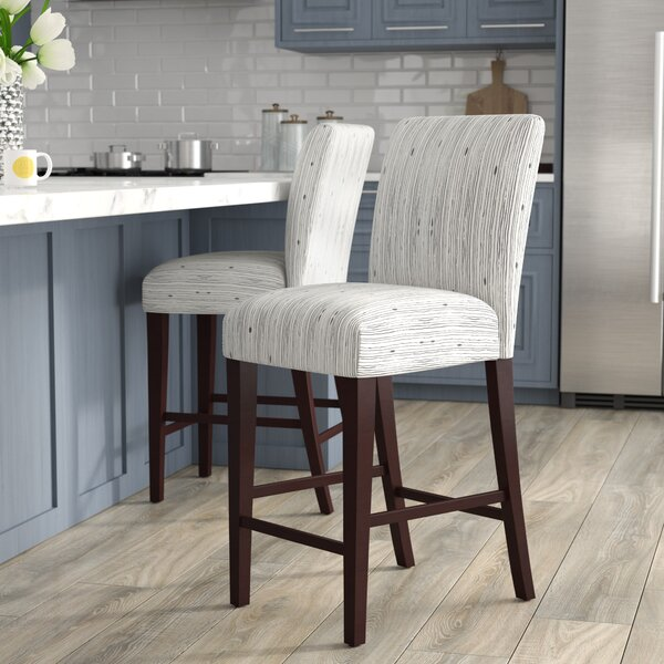 Kendra 31 Bar Stool by Brayden Studio