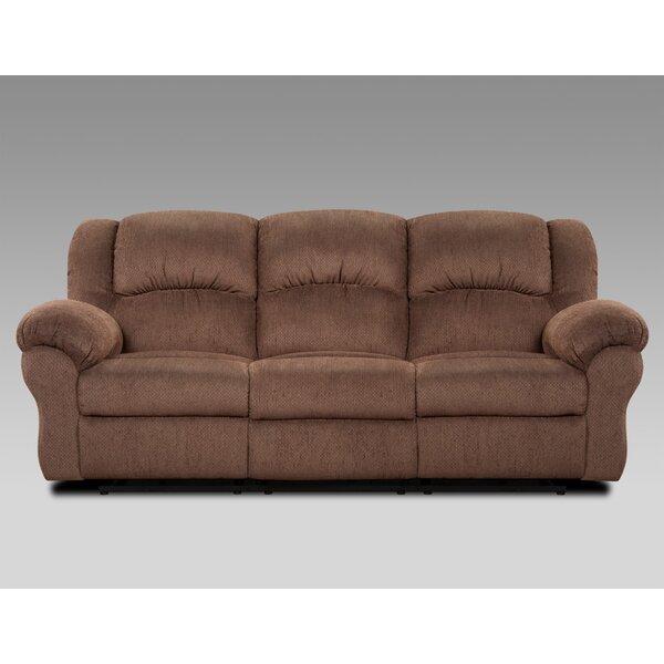 Napoleon Recliner Sofa by Red Barrel Studio