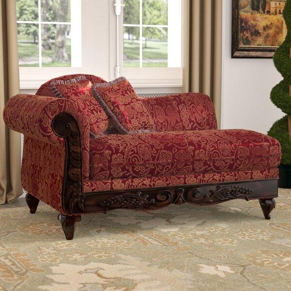 Powersville Chaise Lounge By Fleur De Lis Living