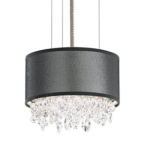 Eclyptix 2-Light Pendant by Schonbek