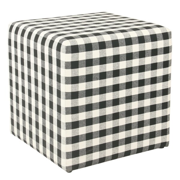 Hoopes Cube Ottoman By Gracie Oaks