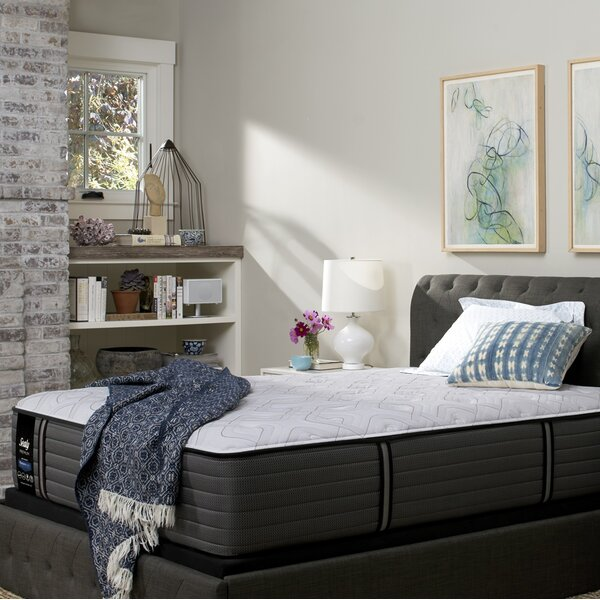 Response™ Premium 14.5 Cushion Firm Tight Top Mattress and 5 Box Spring by Sealy