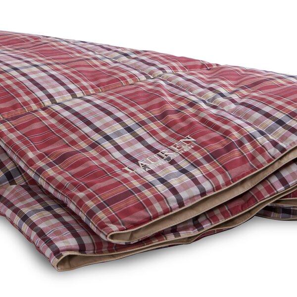 Yarn Dyed Reverse Comforter by Lauren Ralph Lauren