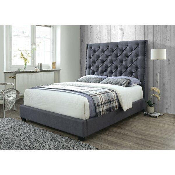 Benat Upholstered Standard Bed by Winston Porter