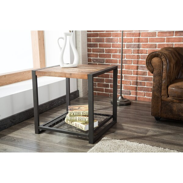 Sawyer End Table by Williston Forge